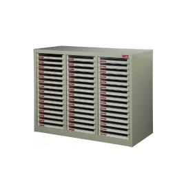 『樹德』OA櫃-B4V與理想櫃搭配-B4V-345P