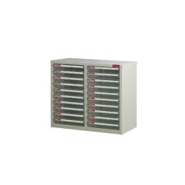 『樹德』OA櫃-A4桌上型系列-A4-220P