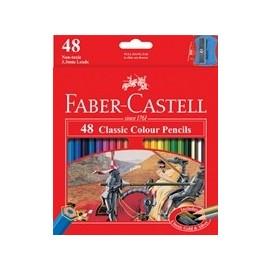 【缺貨中】輝柏 115858 48色 油性色鉛筆紙盒裝(紅色系列)