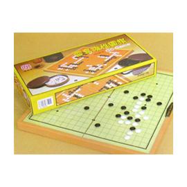 雷鳥    LT-307    磁性圍棋 / 付