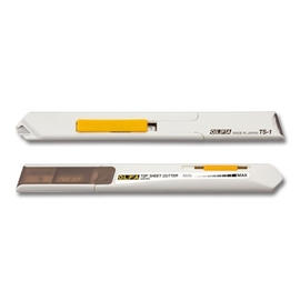 【OLFA】「一枚切」剪報刀TS-1(209B) / 支