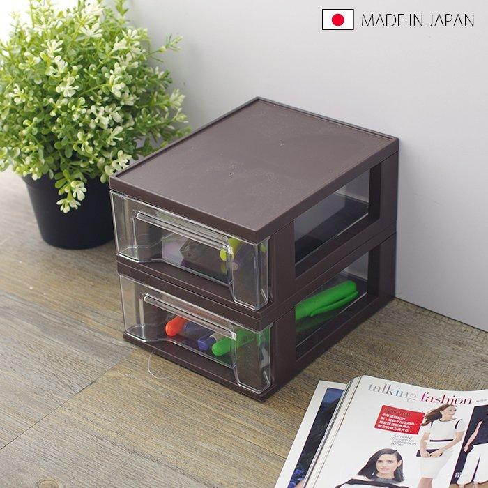 BO雜貨【SV5208】日本製 桌面收納組合A 整理盒 置物盒 抽屜式收納盒 桌上小物收納