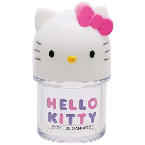 日本 Hello Kitty  大臉造型調味罐 / 分裝罐 / 收納罐