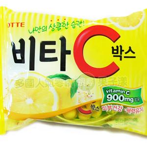韓國Lotte樂天 維他命C糖果 [KR002]