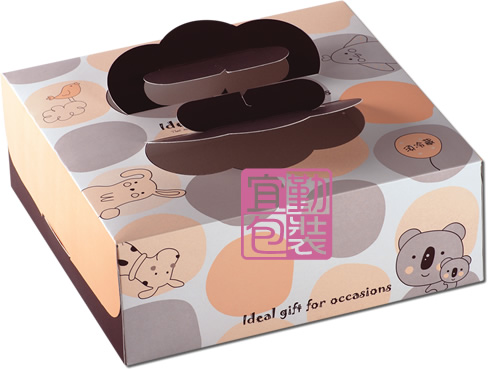【活動價-第2件8折】8吋派盒.洞洞樂/400個
