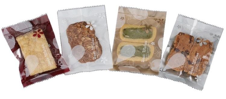 【零售量】KOP袋.小/花/100個
