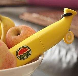 =優生活=((我最便宜))Banana 香蕉雨傘 造型雨傘 仿真香蕉折疊傘 遮洋傘 黃/綠