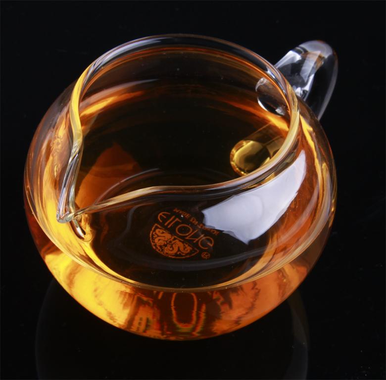 蘋果型玻璃茶海(200ml)