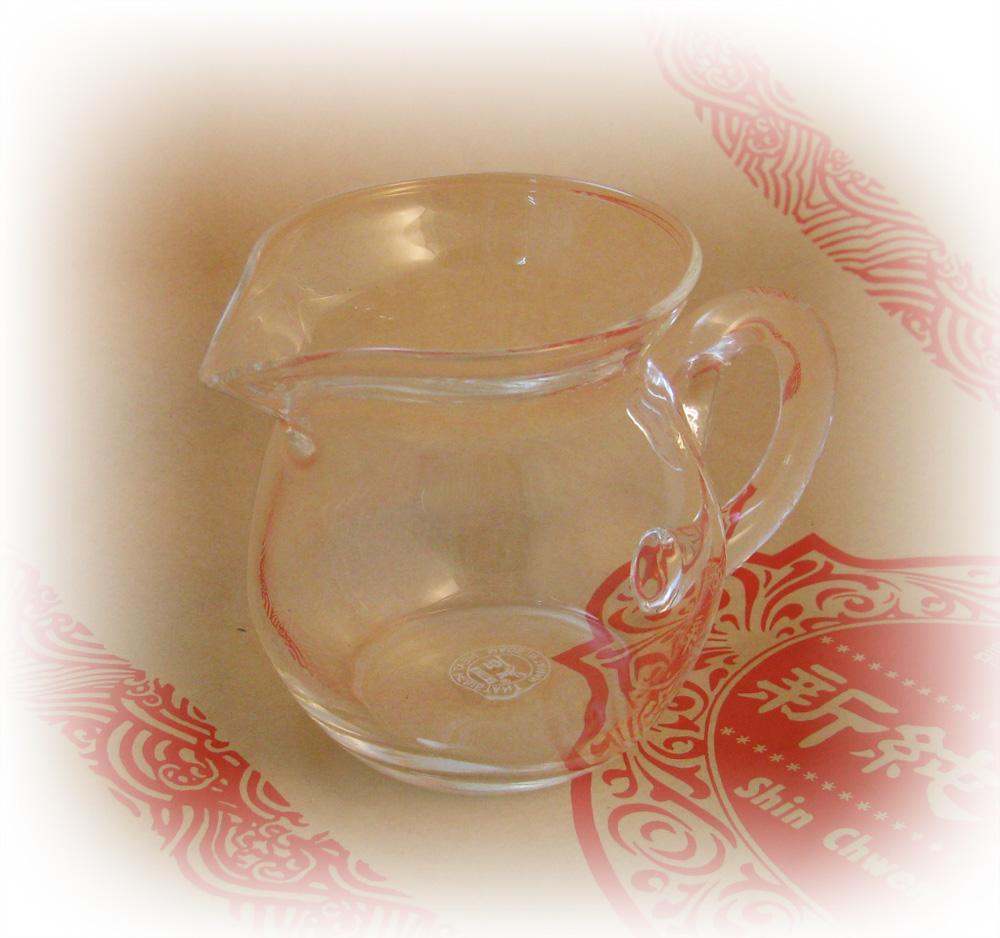 標準玻璃茶海(中)250ml