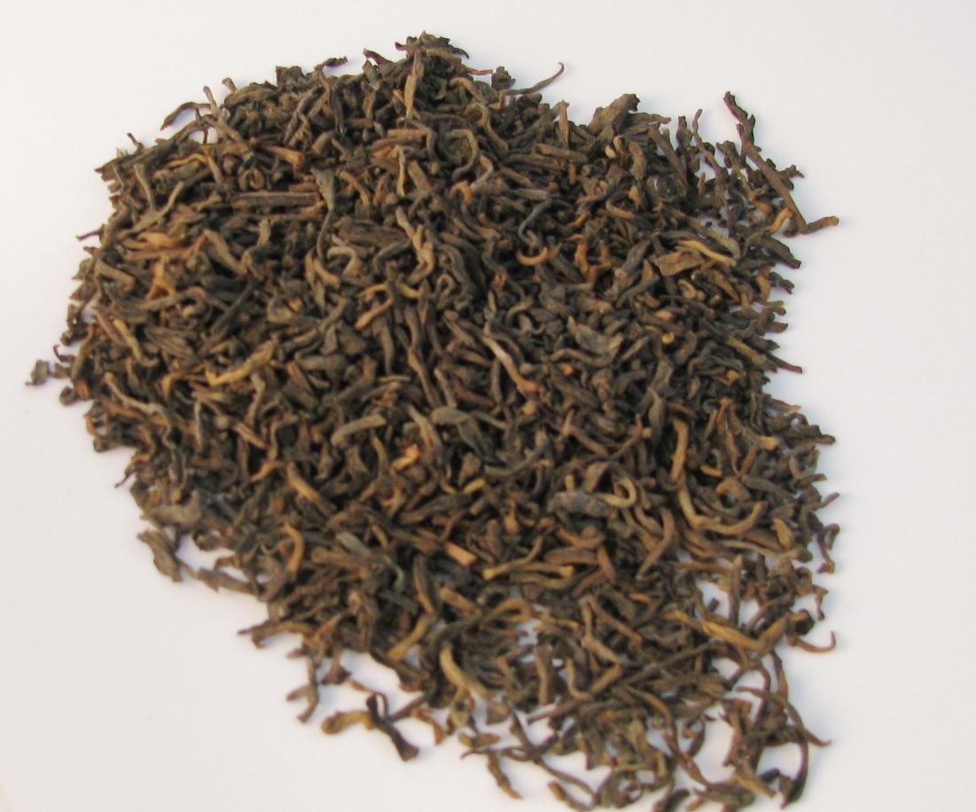 普洱散茶-超級品