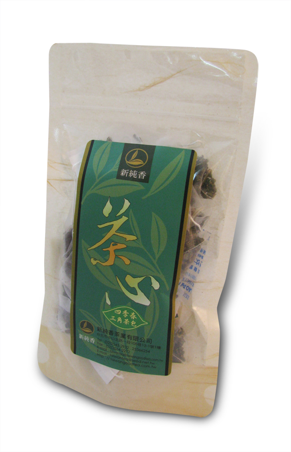 四季春三角茶包-10袋裝