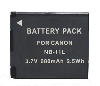 *╯新風尚潮流╭*For Canon鋰電池 NB-11L A4000 A3400 A2400 A2300 240HS 125HS