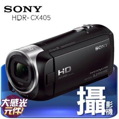 "Sony HDR-CX405 數位攝影機 公司貨""正經800"""