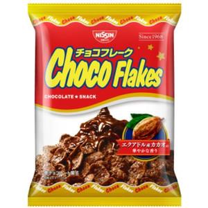Nissin日清巧克力玉米片(90g)