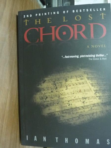 【書寶二手書T3/原文書_PNU】The Lost Chord _Ian Thomas