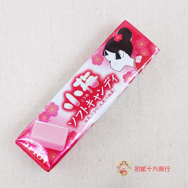 【0216零食會社】日本Lotte小梅條狀軟糖50g
