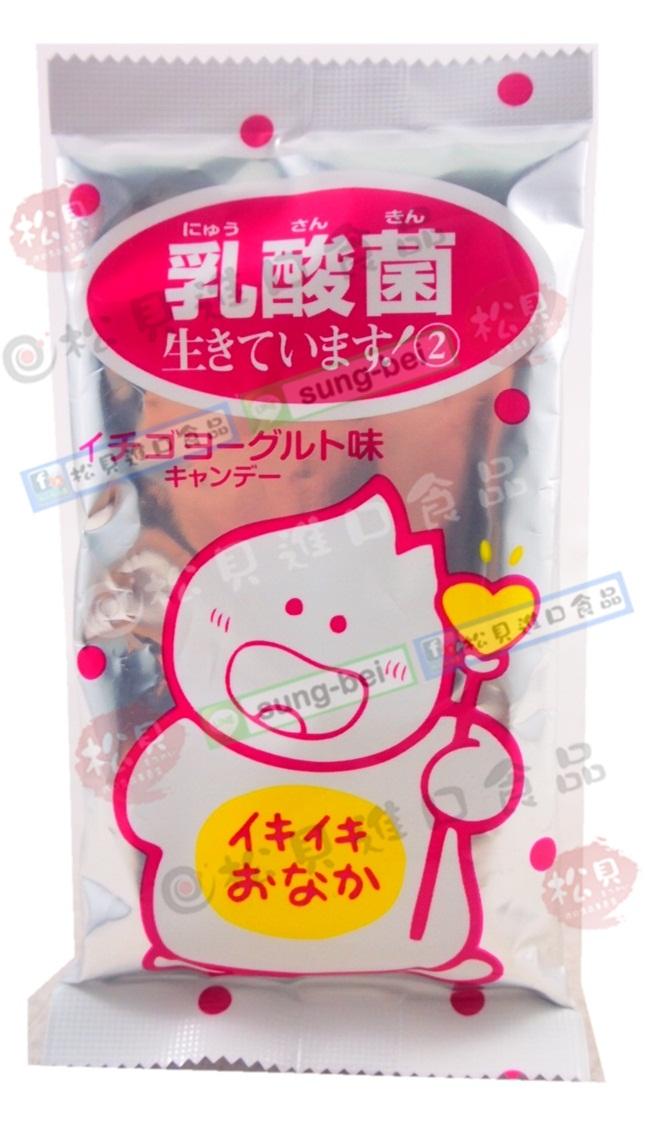 KiKKO乳酸菌糖(草莓)20g【4901362107276】