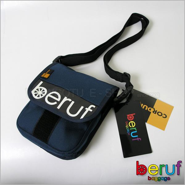 【 BERUF 】與眾不同.日本最激潮貨Messenger Bag - 11S 深藍色 - 好評發售中