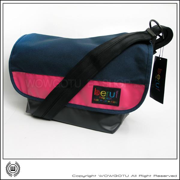 【 BERUF 】Messenger Bag -13M(02) - 專業級郵差包 好評發售中(海軍藍)