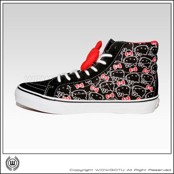 VANS SHOES - VANS x Hello Kitty sk8hi slim : 22130612