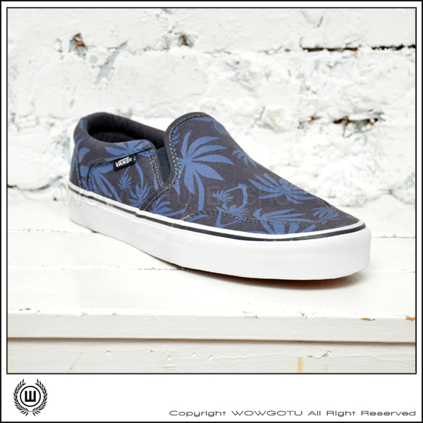 VANS SHOES - VANS - VANS ASHER-41045802