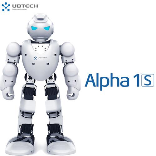 《 UBTECH 》阿爾發機器人1S ALPHS1S