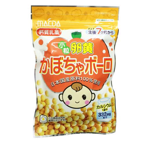 耐美前田小粒蛋酥-南瓜 100g