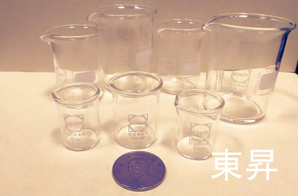 [東昇]燒杯 德國製造,DURAN;SCHOTT出品