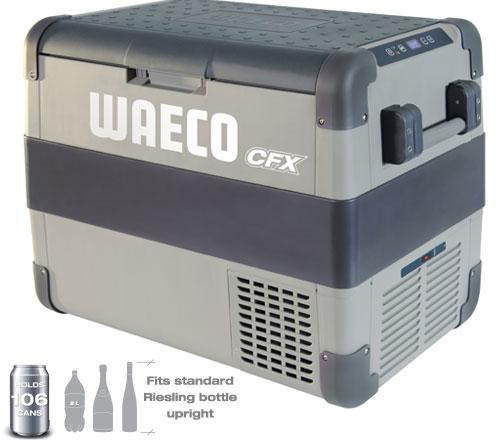 領券94折現折★2016/11/30前贈多用途行動冰箱  德國 WAECO 最新一代智能壓縮機行動冰箱 CFX-65 優惠券代碼 49PB-JT4X-RF8K-AWYJ