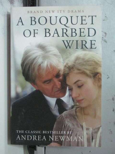 【書寶二手書T8/原文小說_OCW】A Bouquet of Barbed Wire_Andrea
