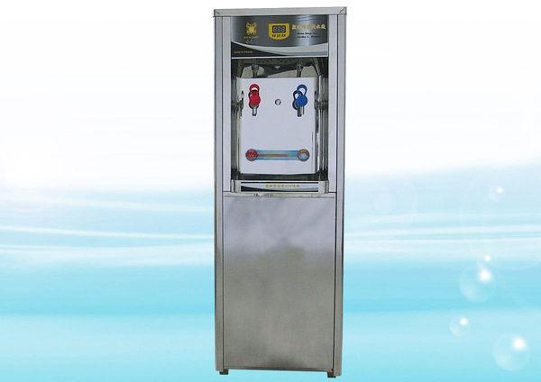 力巨峰牌GF-3012 立式液晶溫熱雙溫飲水機(內含RO逆滲透)