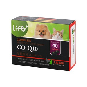 【伊蓮娜小舖】虎揚左旋輔酵素CO-Q10 40粒