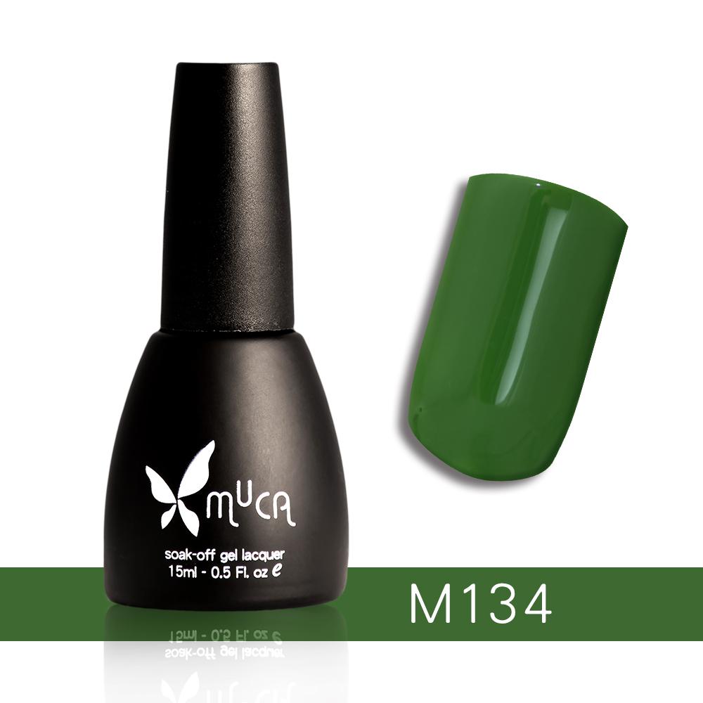 Muca沐卡 即期光撩凝膠指甲油 M134(15ml)