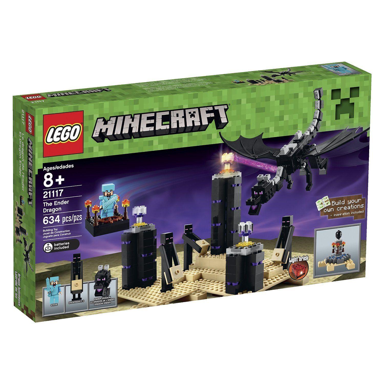 【瞎買天堂x現貨免運】樂高 LEGO Minecraft 創世神 21117 【TYLEMC01】