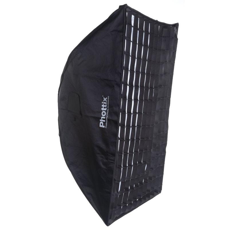 ◎相機專家◎ Phottix 二合一 帶網格 柔光箱 長方形 91x122cm 無影罩 蜂巢 柔光罩 公司貨 82680
