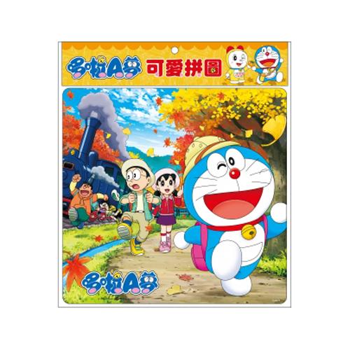 【卡通夢工場】哆啦A夢可愛拼圖(V) DOR07V