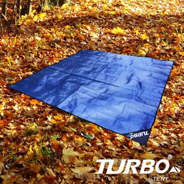 【RV運動家族】TURBO TENT 高品質PE墊(2.7m x 2.4m)
