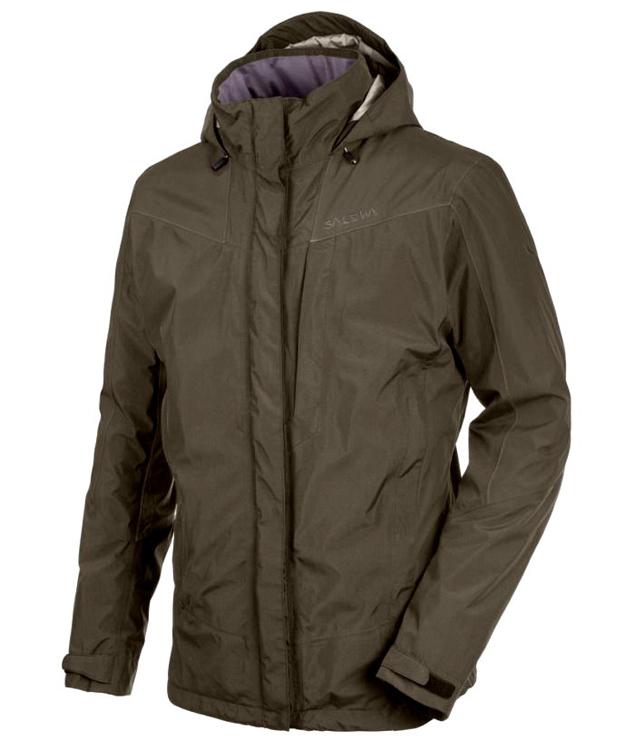 【鄉野情戶外專業】 Salewa  德國  Zillertal 兩件式外套 男款/GORE-TEX 防水外套+化纖外套/25009