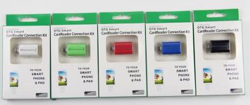 彩色 Micro USB OTG Host 轉接頭 5 色任選