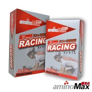 AminoMax 邁克仕 RACING 加倍爆發力 持久力 BCAA+胺基酸 膠囊 單盒(5包/每包4粒)