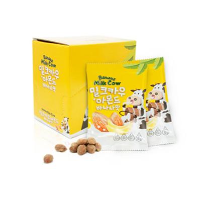 【KTmiss】NARA杏仁果-香蕉牛奶口味/牛奶口味