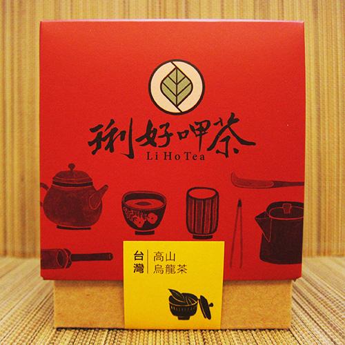 《琍好呷茶》高山烏龍茶。回甘好滋味@10入