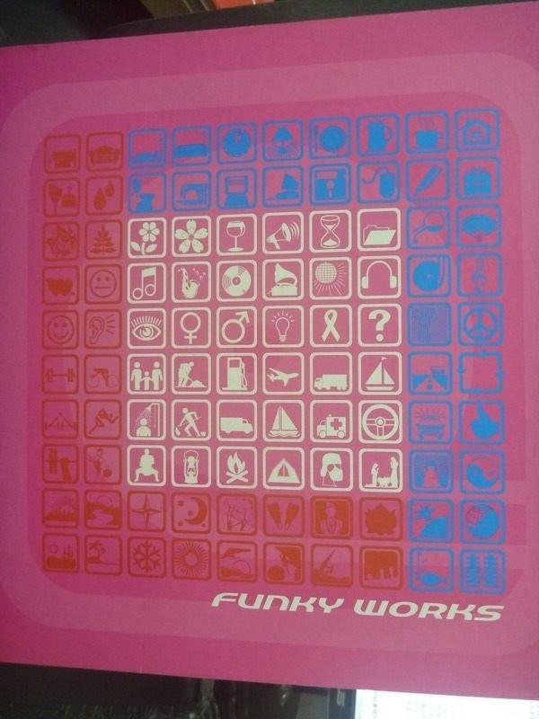 【書寶二手書T6/音樂_QJO】Funky Works_生活工場