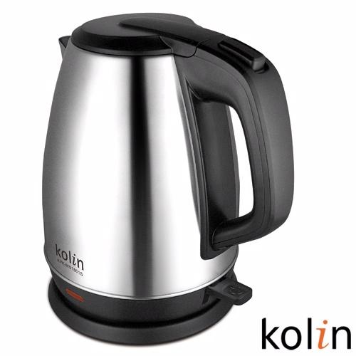 《省您錢購物網》福利品~歌林Kolin-1.8L古典不鏽鋼快煮壺(KPK-MN1801S)