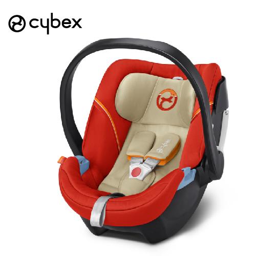 德國【Cybex】Aton 5 嬰兒提籃型安全座椅 - 7色
