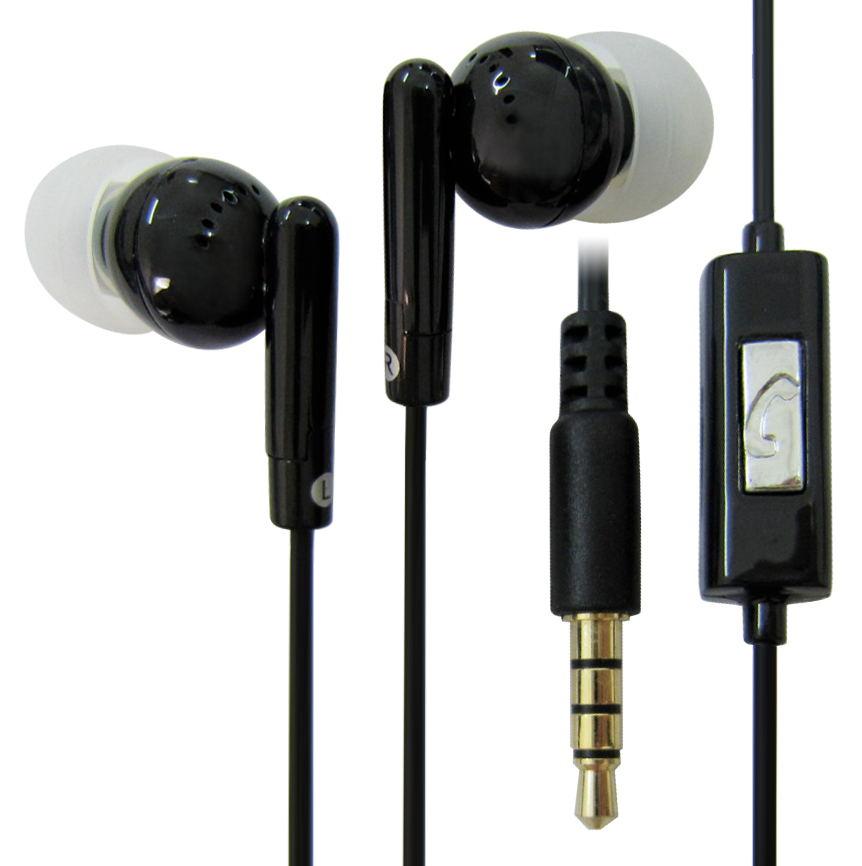 US-003入耳式耳機附麥克風
