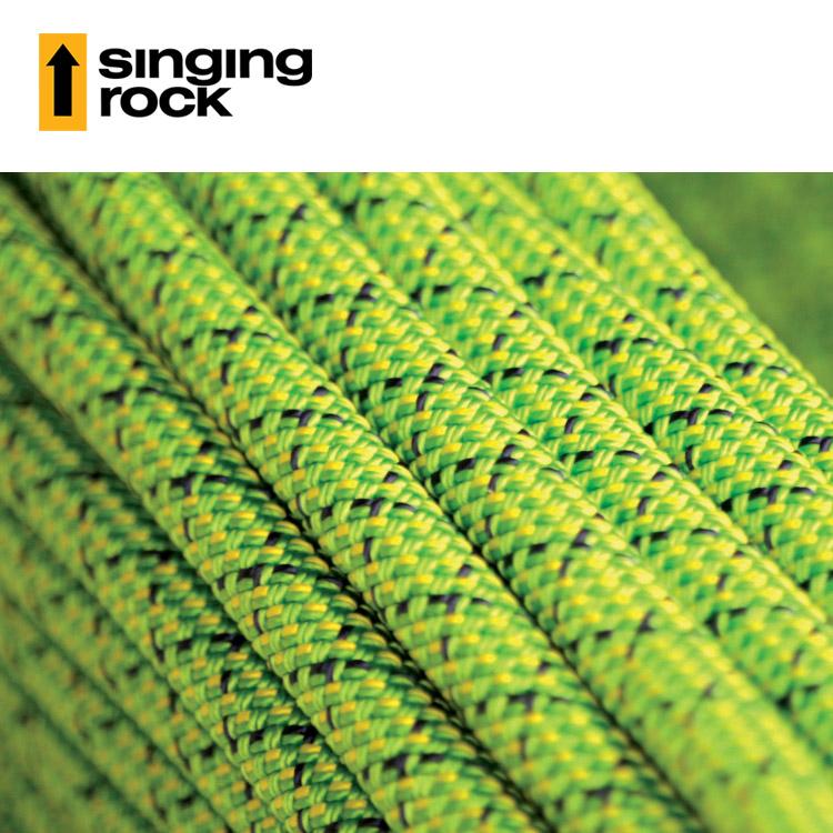 Singing Rock 9.8mm動態繩L3040 STORM 9.8 (拆裝單位:1m) / 城市綠洲 (捷克品牌、攀岩、繩索、極限運動)