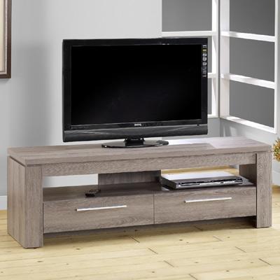 電視櫃 / 歐登五尺雙抽電視櫃-深木色/  客廳櫃 / 客廳組  & DIY組合傢俱