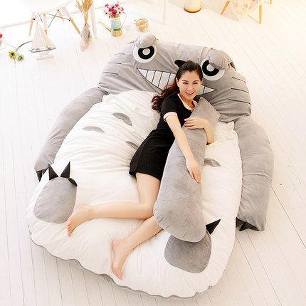 龍貓沙發 床墊單人床代購020820代購海渡
