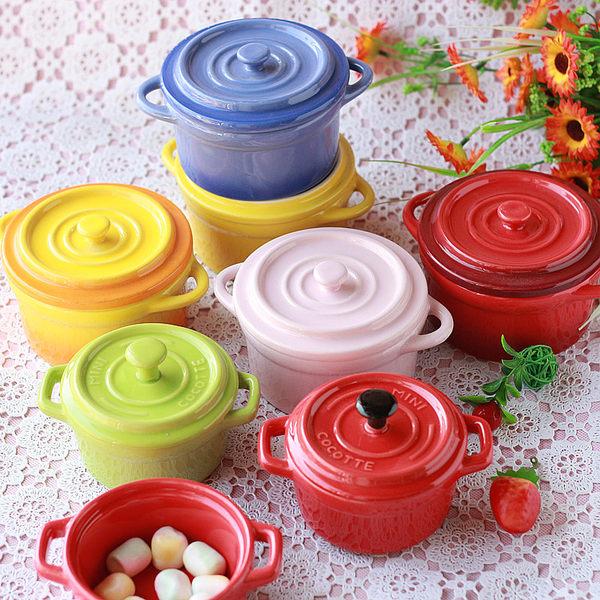 雙耳陶瓷碗濃湯碗甜點碗酥皮濃湯茶碗蒸代購032940代購海渡